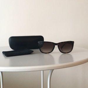 Dolce and Gabbana Wayfarer Sunglasses